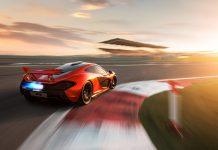 Hypercars McLaren P1