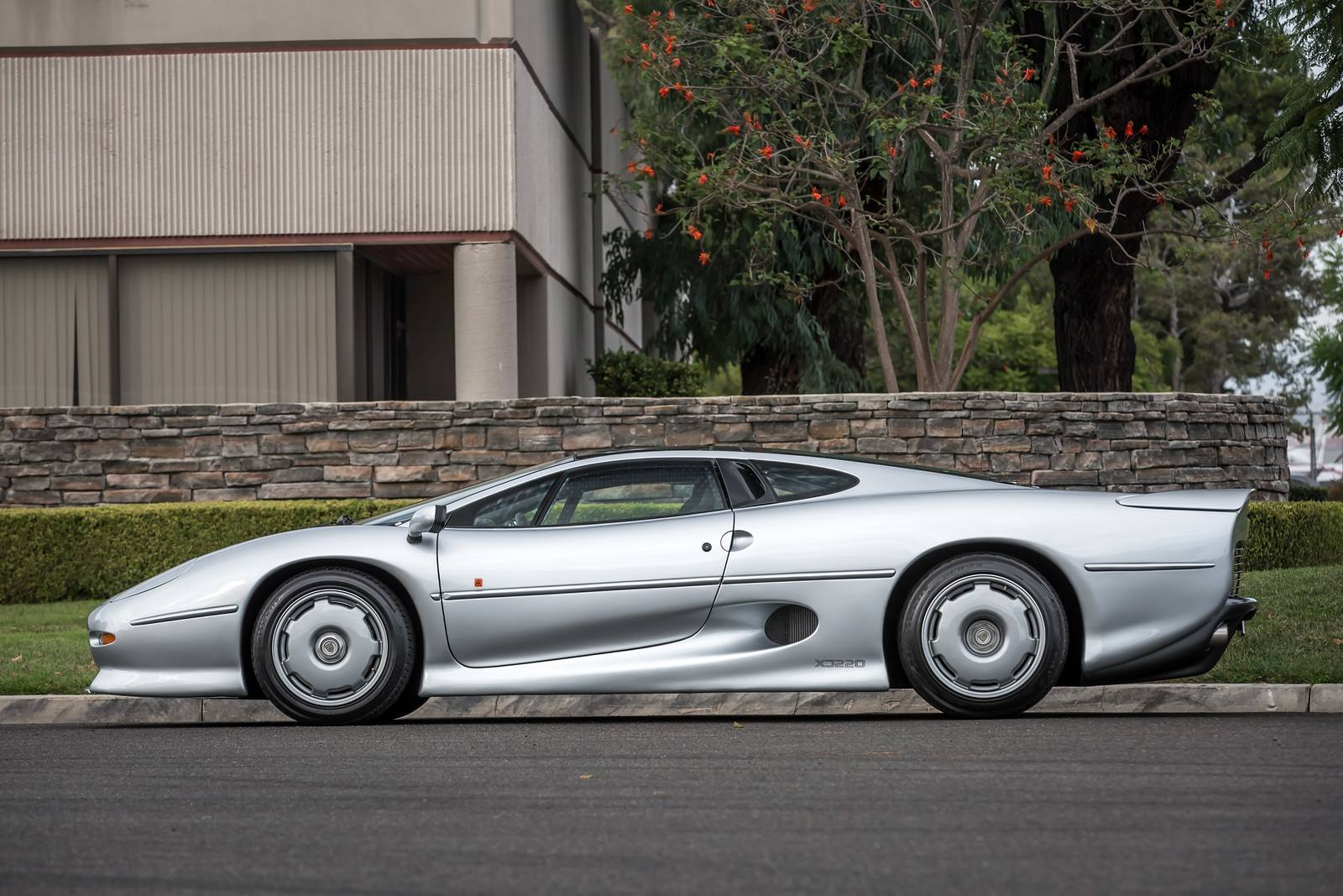 Rare Left Hand Drive Jaguar XJ220 For Sale in the US ...