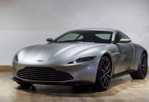 Aston Martin auctioning DB10