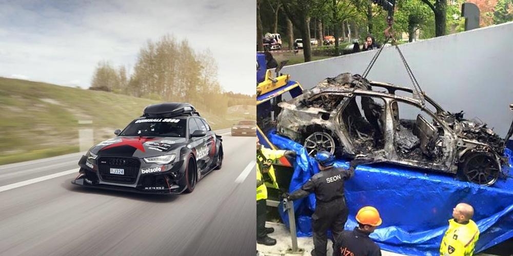 Jon Olsson Audi RS6 DTM stolen and burnedJon Olsson Audi RS6 DTM stolen and burnedJon Olsson Audi RS6 DTM stolen and burned
