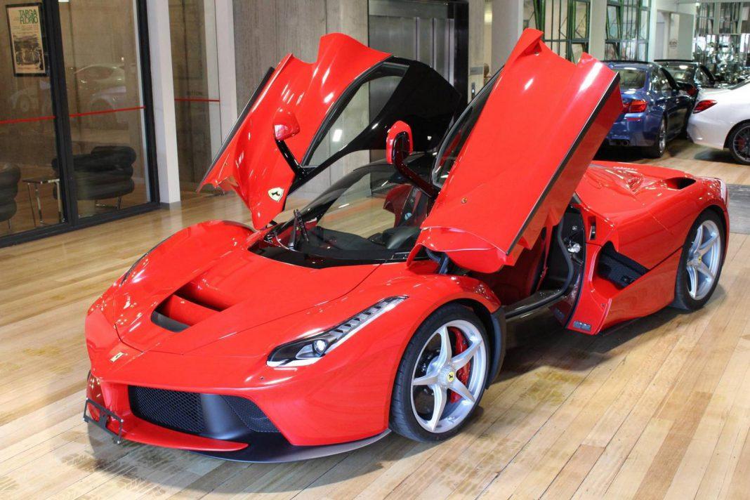 Ferrari Laferrari for sale
