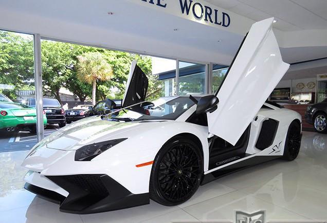 Lamborghini Aventador SV for sale