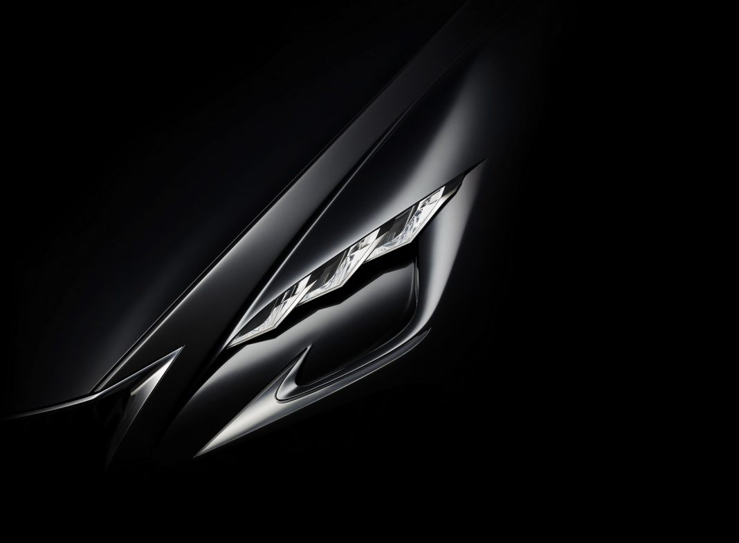 Lexus teases new concept for Tokyo Motor Show 2015