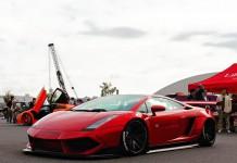 Widebody Liberty Walk Lamborghini Gallardo