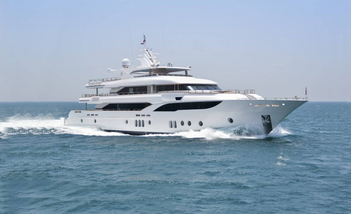 Majesty 155 Superyacht by Gulf Craft