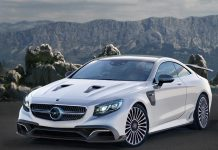 Mansory Mercedes-Benz S63 AMG Coupe front