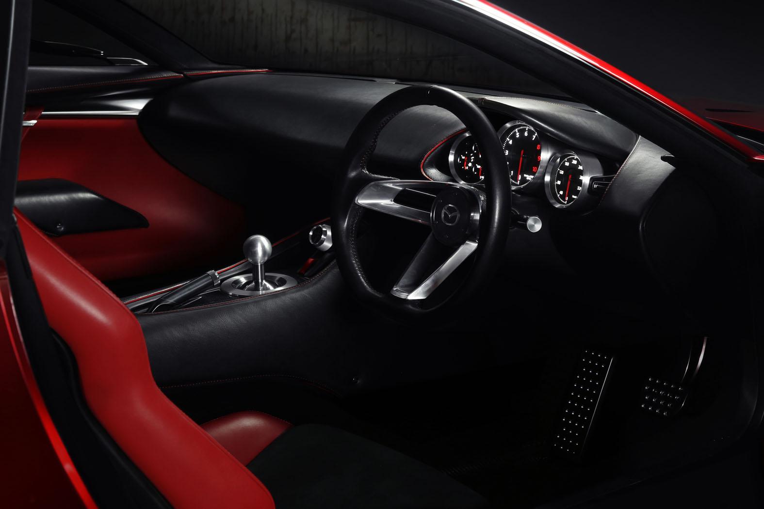 Mazda Rx 8 2017 Interior >> Official: Mazda RX-Vision - GTspirit