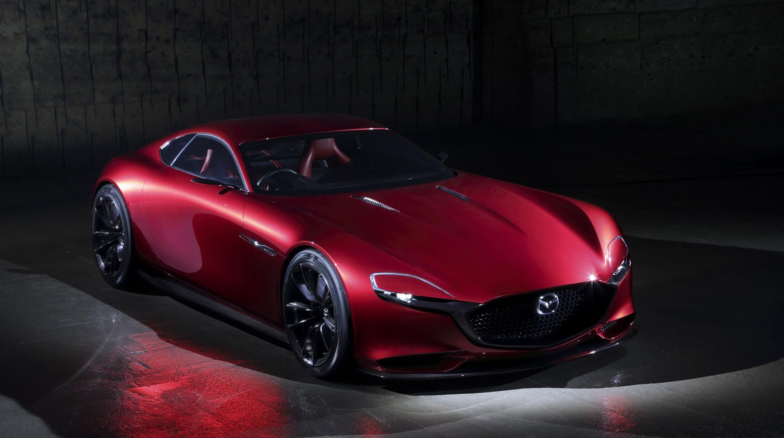 Mazda RX-Vision exterior