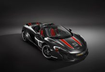 McLaren 650S Can-Am Onyx Black