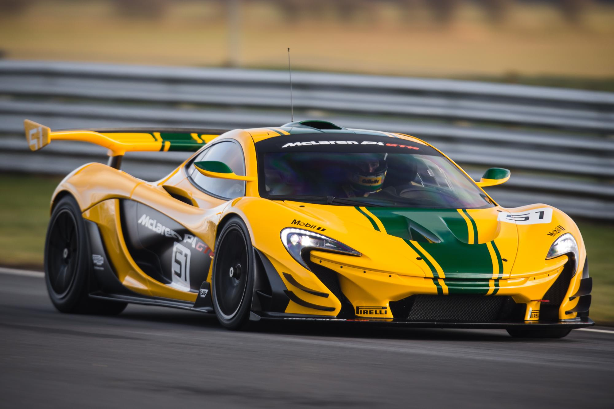 road legal mclaren p1 gtr for sale at 7 2 million in italy gtspirit. Black Bedroom Furniture Sets. Home Design Ideas