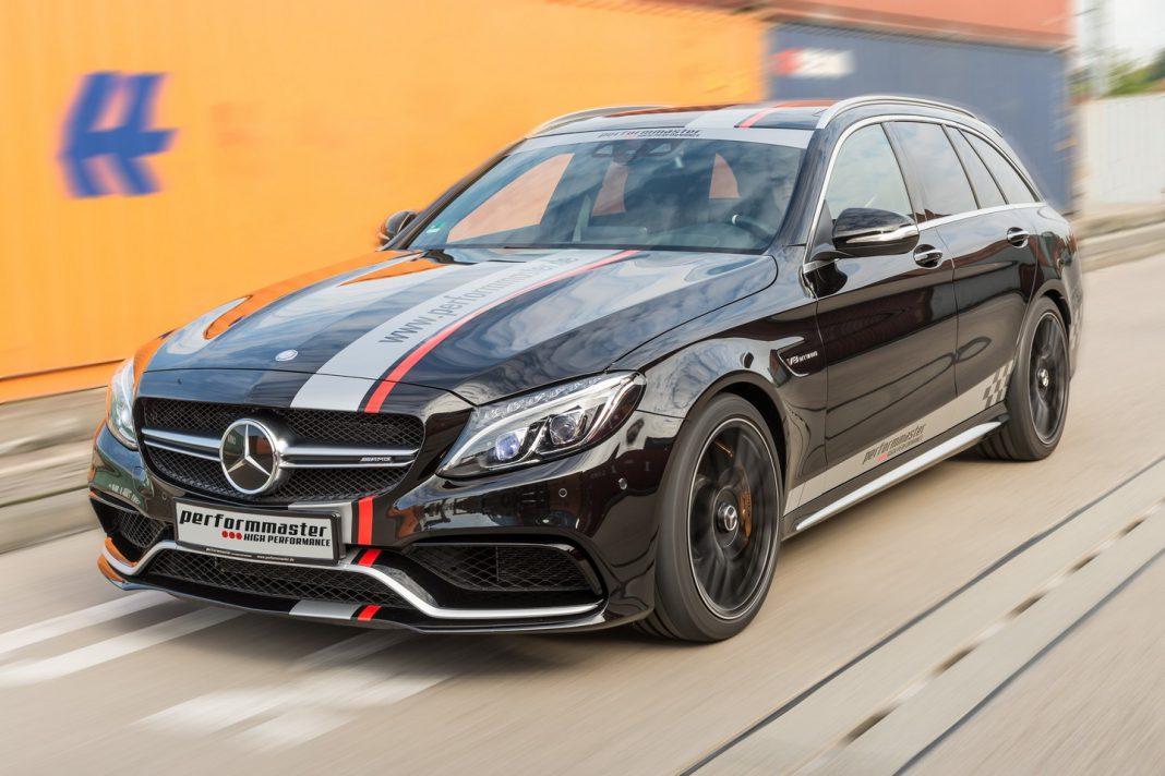 Mercedes-AMG C63 S Performmaster