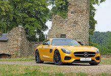 700hp Mercedes-AMG GT