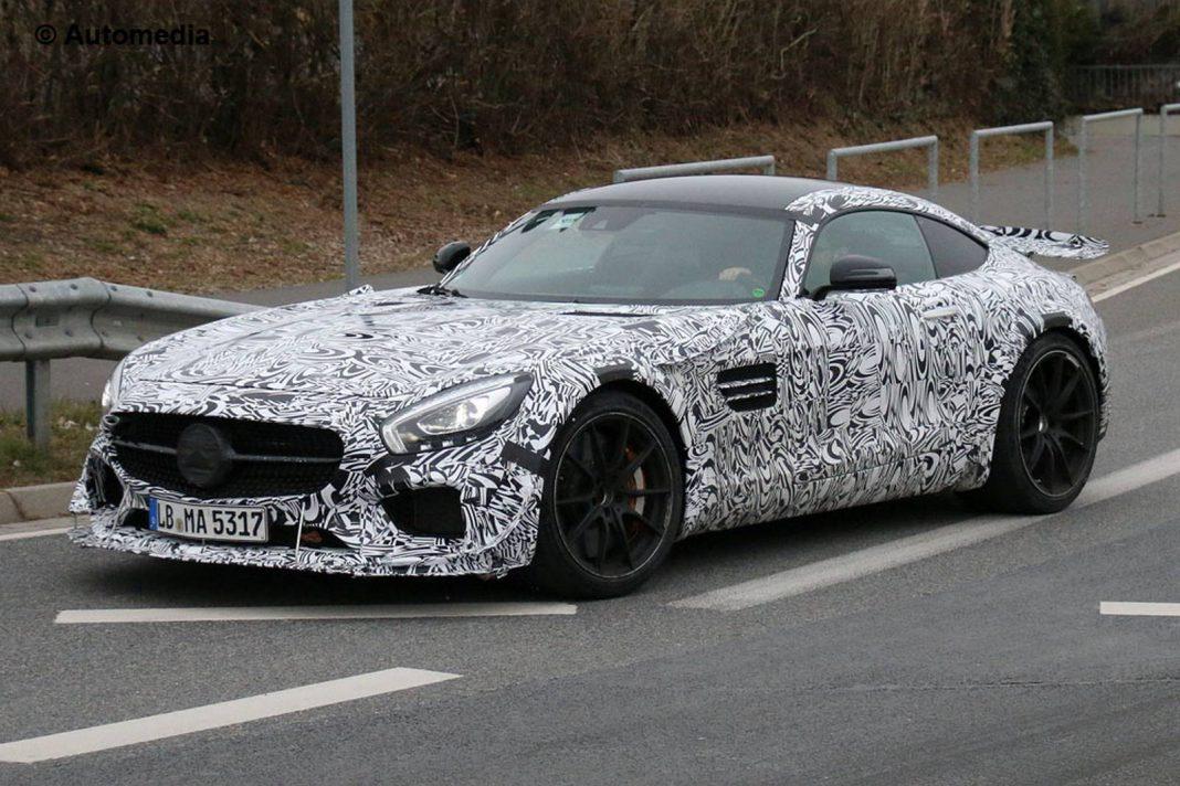 Mercedes-AMG GT3 road car