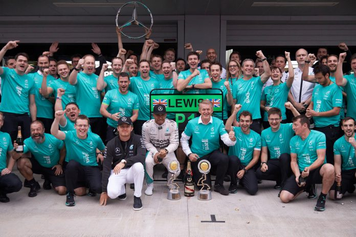 Mercedes-AMG Petronas Russian GP