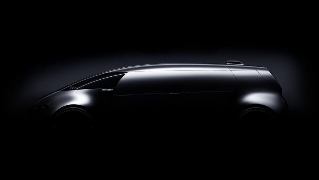 Mercedes-Benz Vision Tokyo teaser