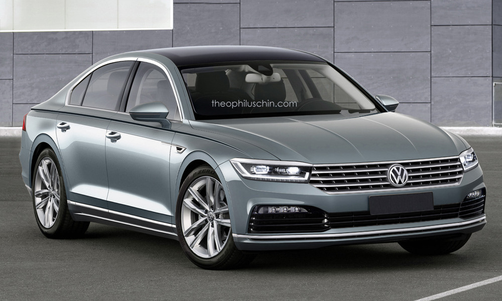 all electric volkswagen phaeton to rival the model s. Black Bedroom Furniture Sets. Home Design Ideas