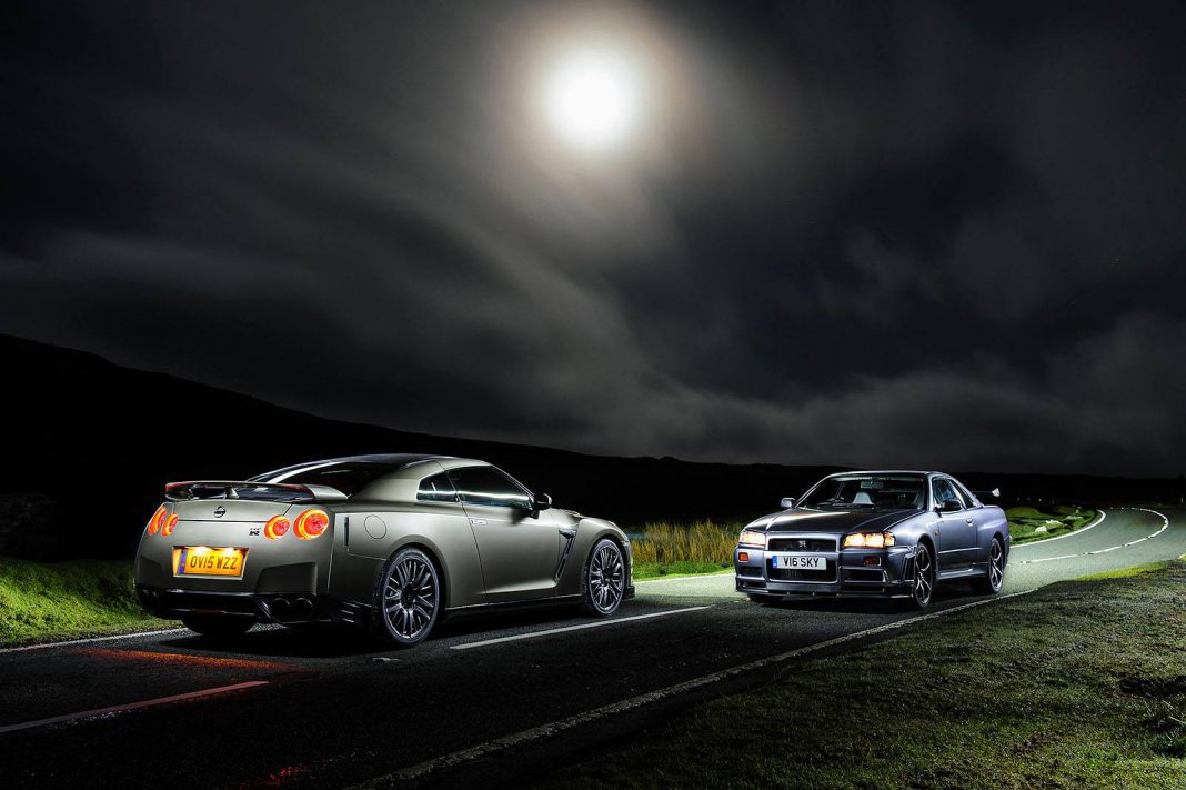 Nissan GT-R and Skyline GT-R