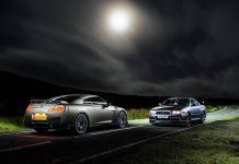 Nissan GT-R and Skyline GT-R