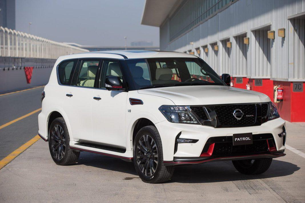 Nissan Patrol Nismo front