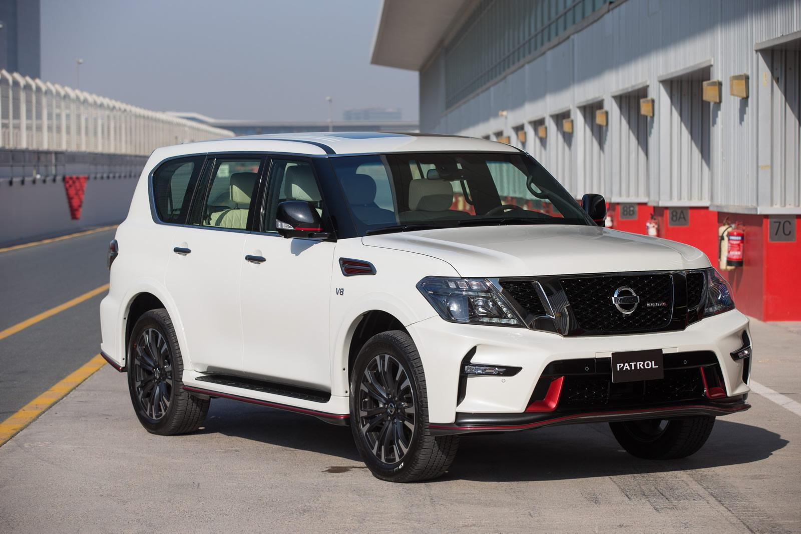Nismo Reveals 428 Hp Nissan Patrol For The Middle East Gtspirit