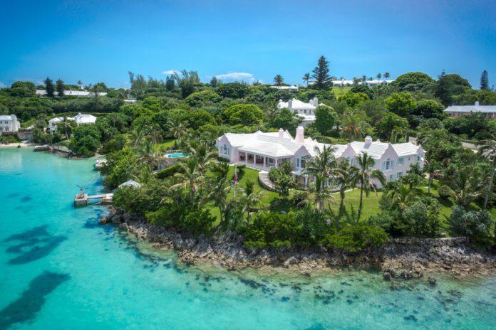 Bermuda estate for sale