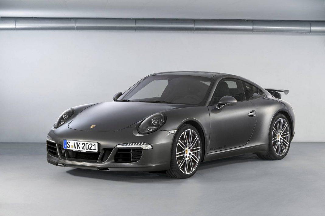 Porsche Tequipment 911 Carrera 20th Anniversary Edition