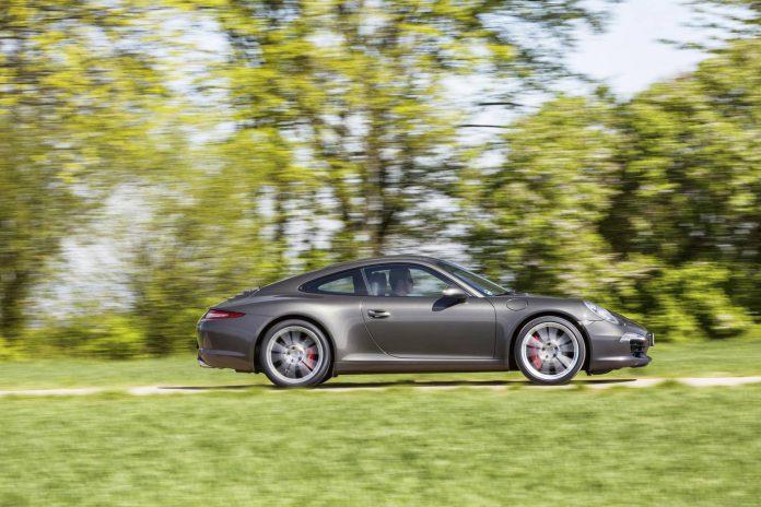Porsche Tequipment 911 Carrera S