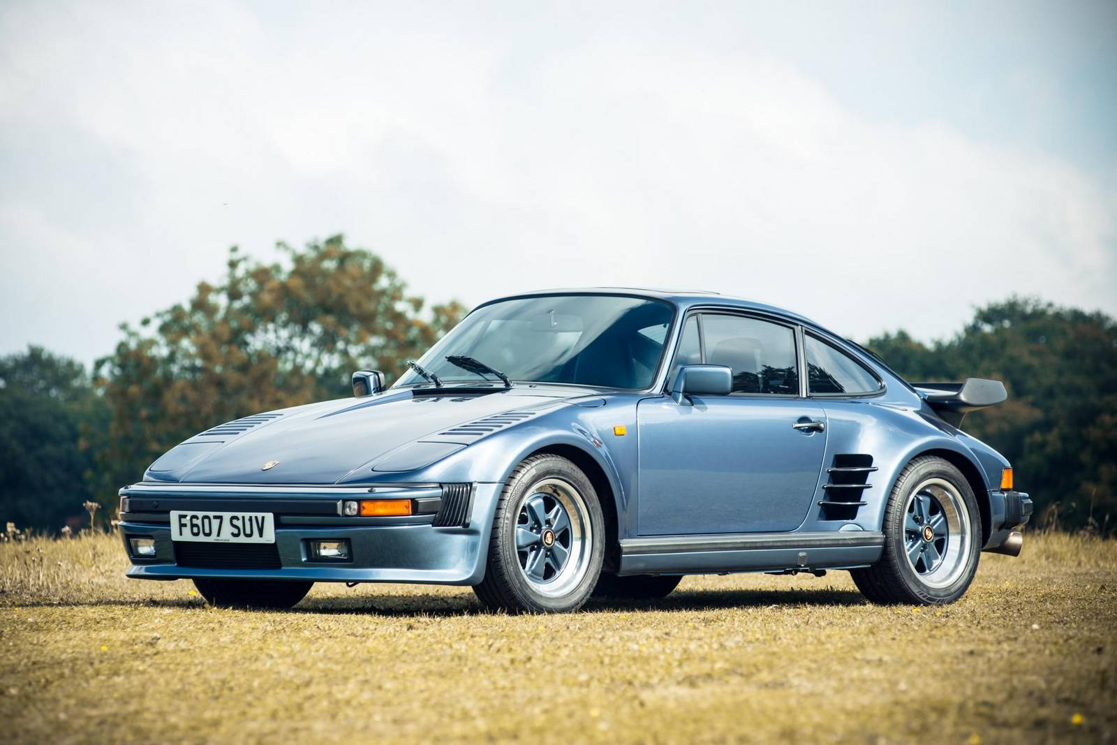 Two Porsche 911 Flatnoses Bound for Silverstone Auctions