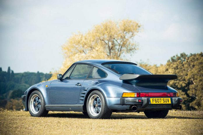 Porsche 930 Turbo SE Flatnose for sale