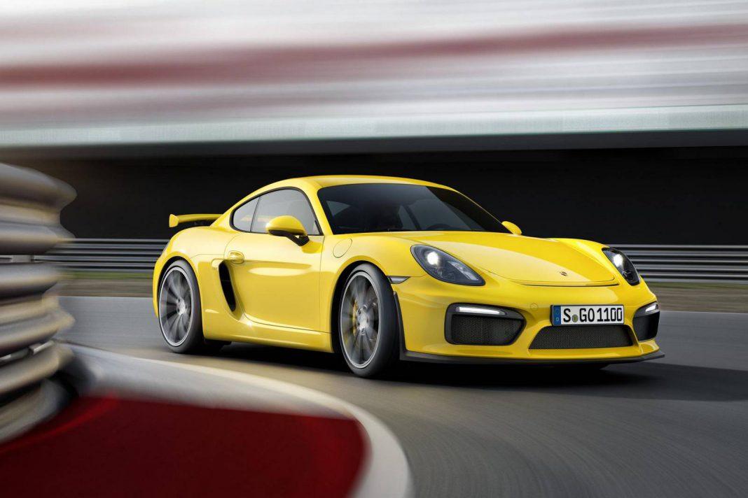Porsche Cayman GT4 Clubsport confirmed