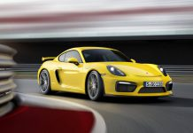 Porsche Cayman GT4 Clubsport confirmed
