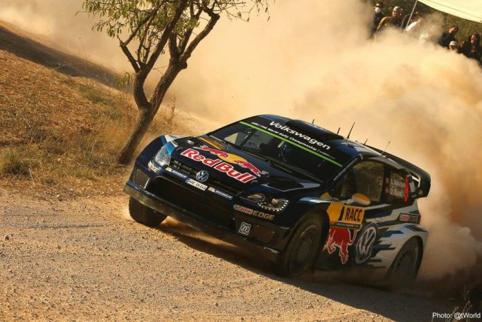 Rally Spain Andreas Mikkelsen