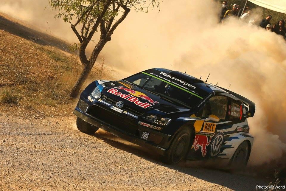 Rally Spain Andreas Mikkelsen
