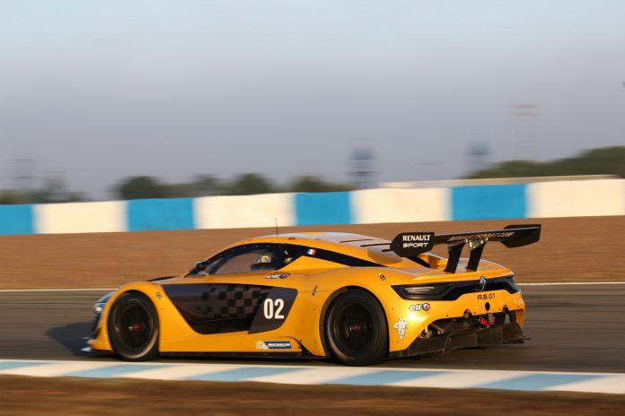 RenaultSport R.S. 01 rear