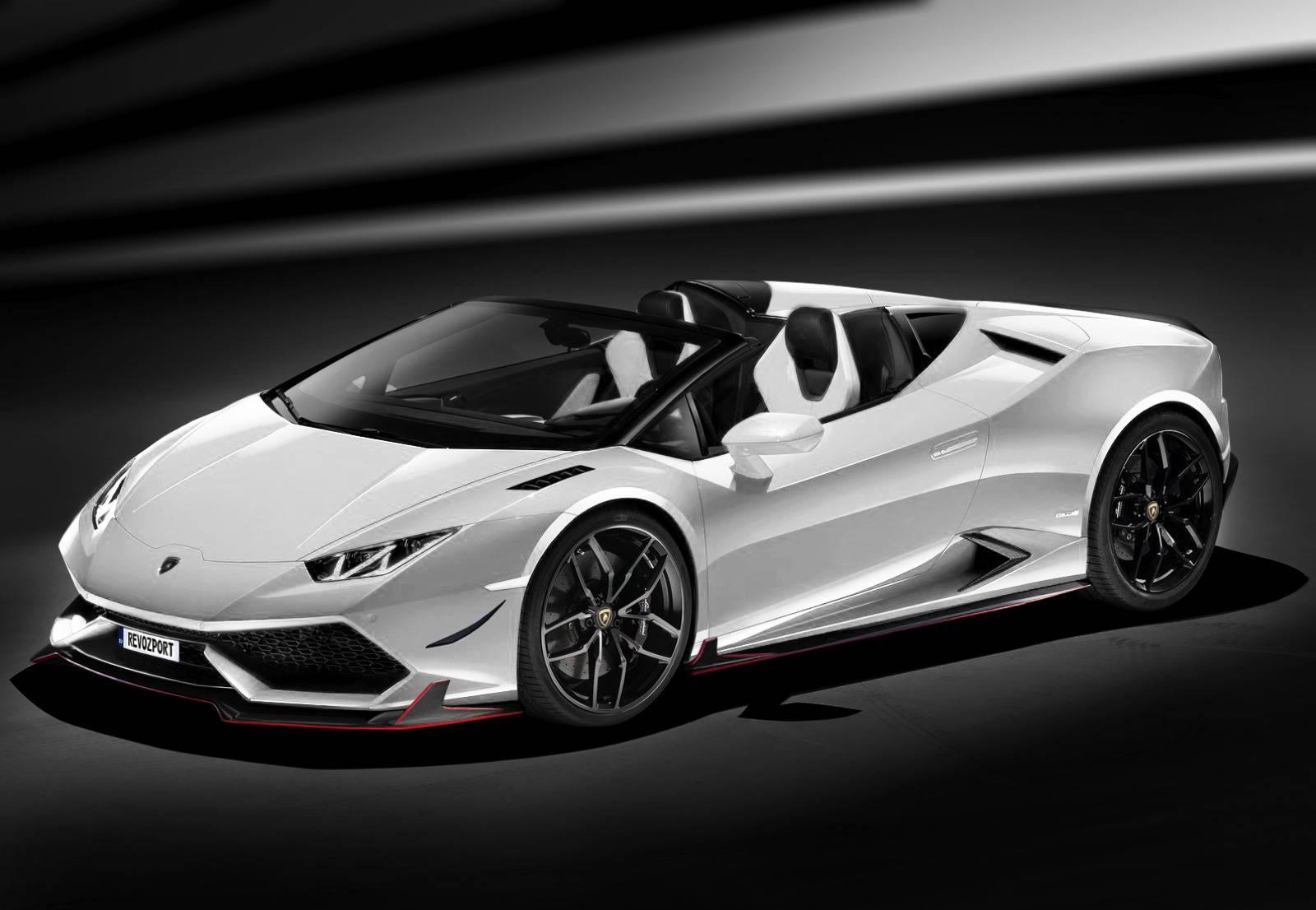 Official RevoZport Razmig 700hp Lamborghini Huracan Spyder