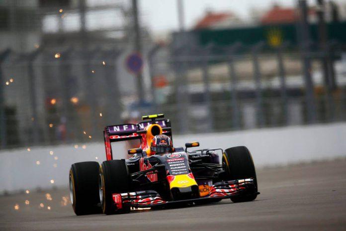 Russia GP Red Bull