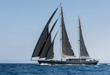 Sailing Yacht RoxStar