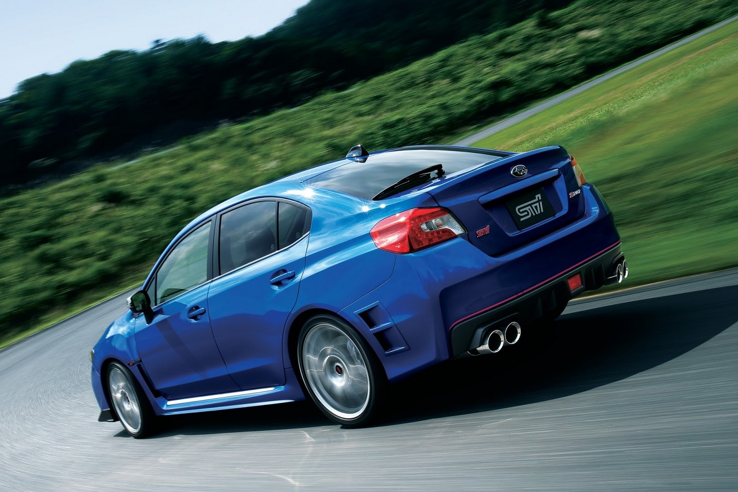 Official Subaru Wrx Sti S207 Special Limited Edition