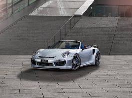 Techart Porsche 911 Turbo S