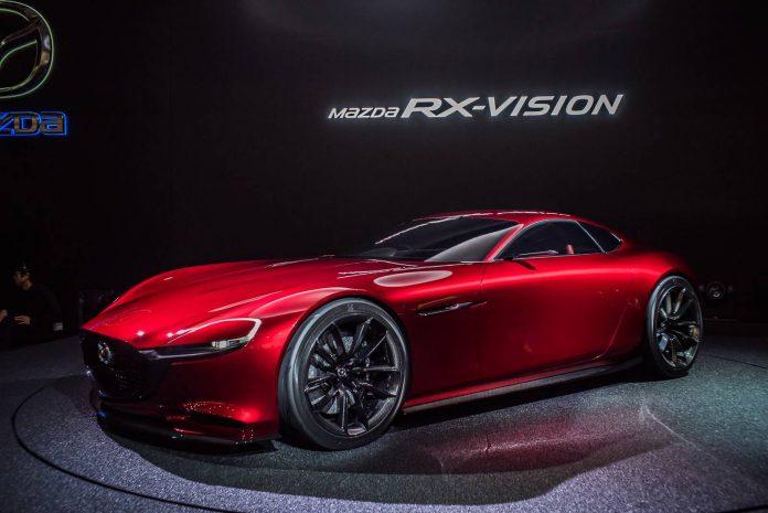 Tokyo Motor Show Mazda RX-Vision