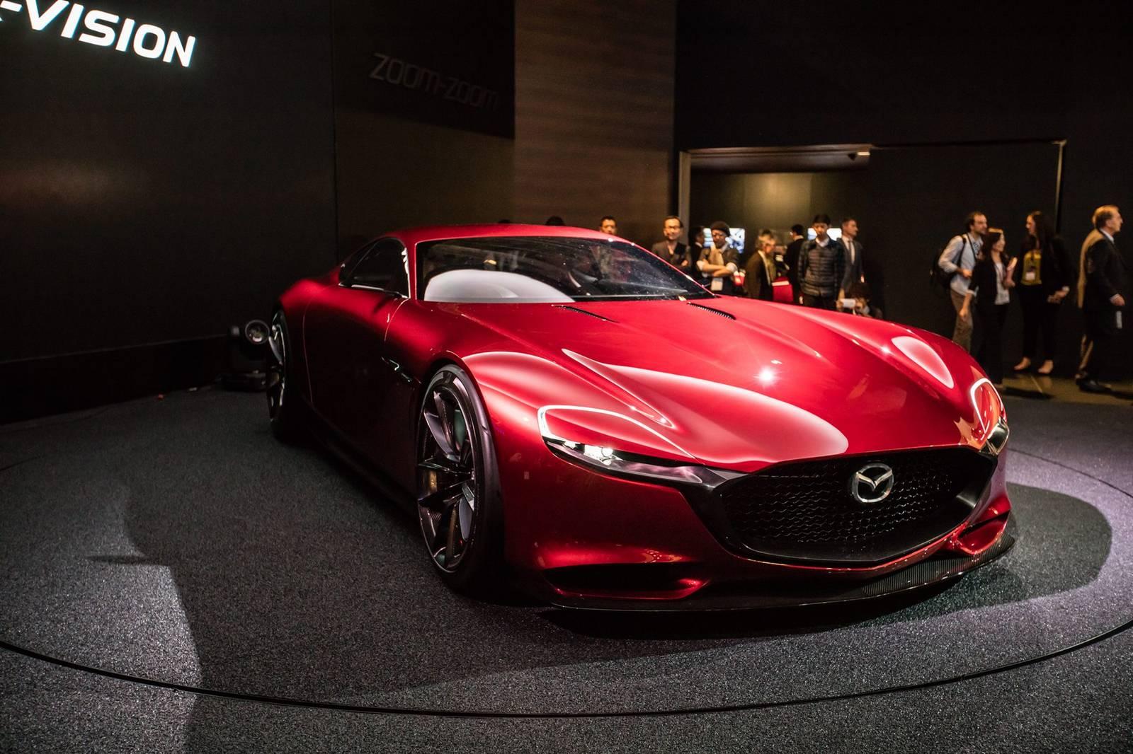 Tokyo Motor Show Mazda