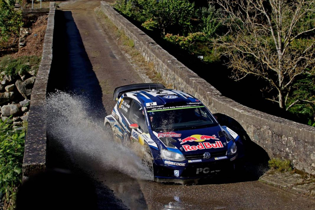 Latvala Rally of France 2015