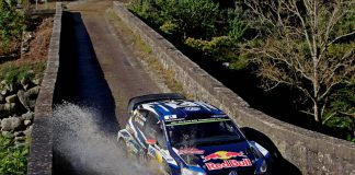 Latvala Rally of France 2015
