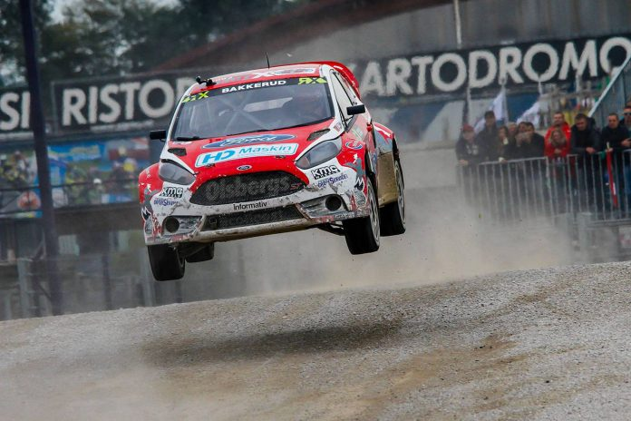 World RX Italy Ford Fiesta RX
