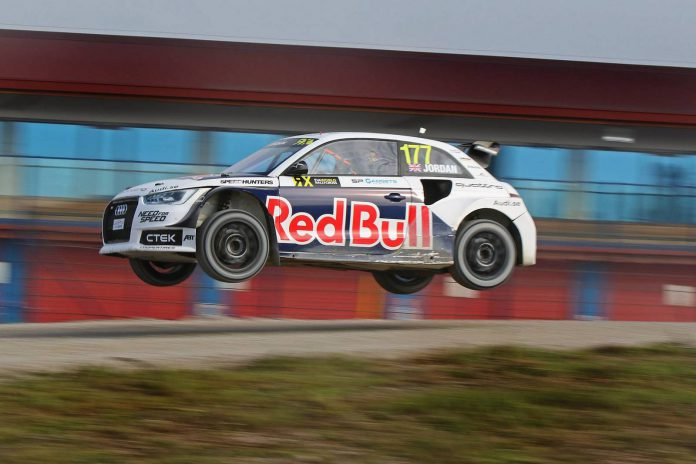 EKS Audi S1 RX