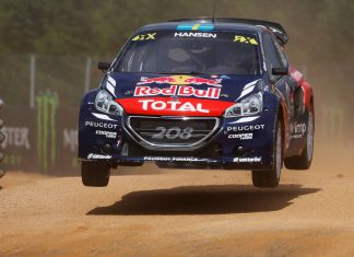World RX of Turkey Peugeot