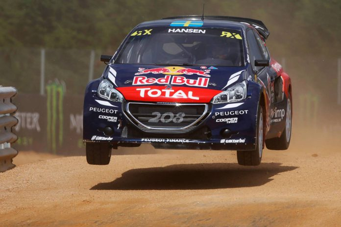 World RX of Turkey Peugeot