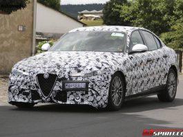 Entry-level Alfa Romeo Giulia debuting at Geneva 2016