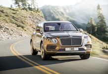 Bentley Bentayga priced from $630,000 in China