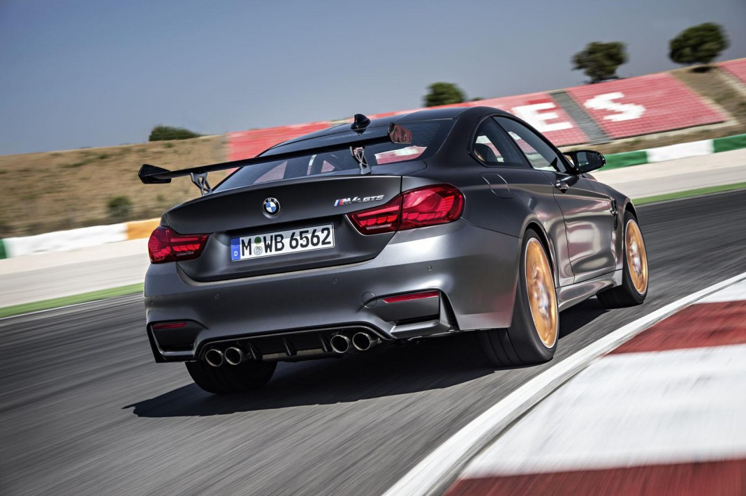 BMW M4 GTS priced in the UK